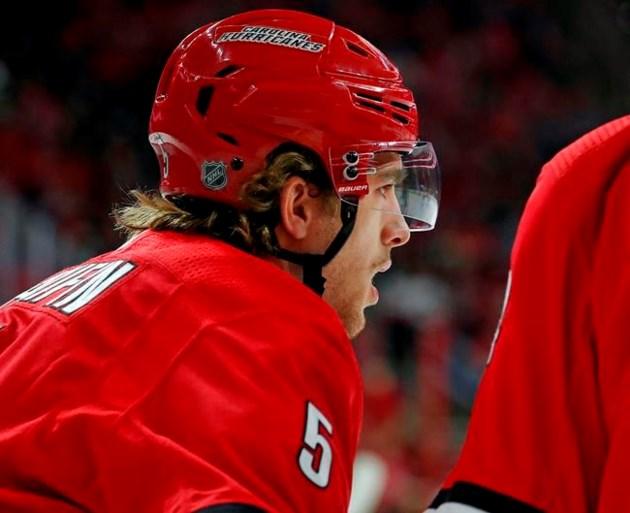 Hurricanes get Hamilton in blockbuster trade with Flames. DALLAS — The Carolina  Hurricanes have acquired defenceman Dougie ... 5fe767fa9