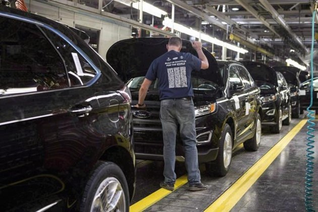 TORONTO A Potential Trade Deal Between The US And Mexico Has Been Greeted With Cautious Optimism In Canadian Automotive Sector Despite Renewed
