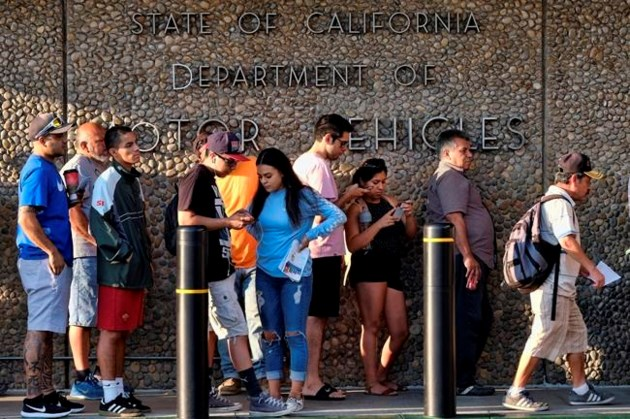 California lawmakers to question dmv about long lines for California department of motor vehicles sacramento
