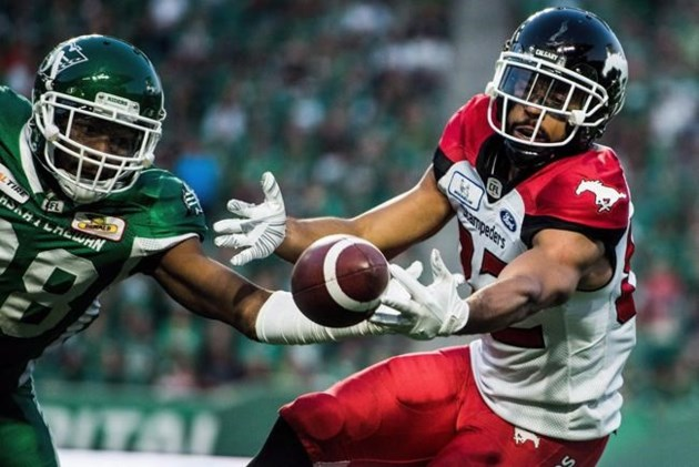 3d37473312b Patience paying off for Calgary Stampeders receiver Juwan Brescacin ...