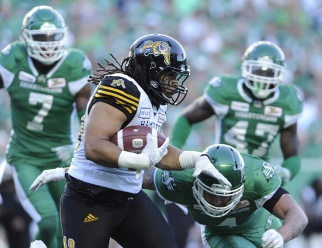 b1a8a5f9e12 Hamilton Tiger-Cats face B.C. Lions in yet another back-to-back ...