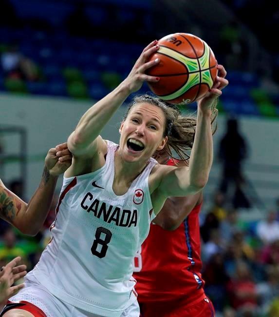eea40132518 TORONTO — When Canadian women s basketball veteran Kim Gaucher first  considered a return to the national team