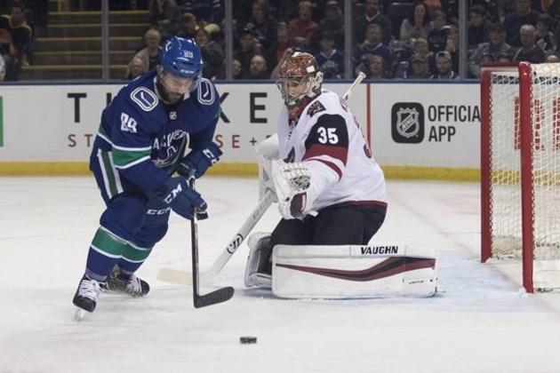 Canucks Loan Forward Sam Gagner To Maple Leafs Ahl Affiliate