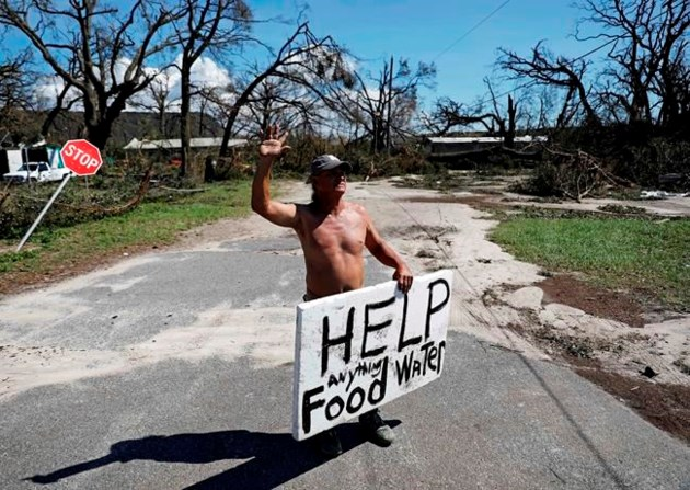 Hurricane Michael leads to unimaginable destruction: 17 chilling photos