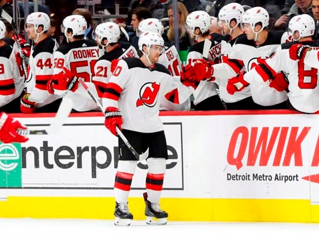 Fanduel Inks Deals With Nhl Devils For Sports Bets Fantasy