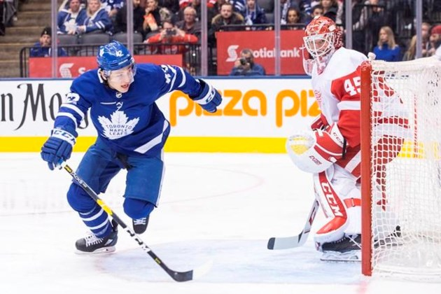 Trevor Moore Loaned To Ahl S Marlies By Maple Leafs A Day After His