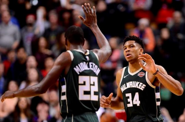 TORONTO A Second Loss To The Milwaukee Bucks And Slumping Kyle Lowry
