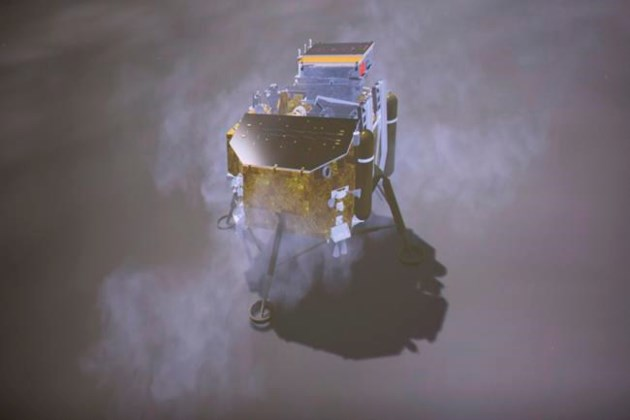 First surface exploration of moon's far side begins