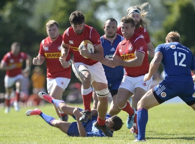 Canadian men s rugby team looks for revenge over Uruguay in ARC ... 086bc4f3fbf83