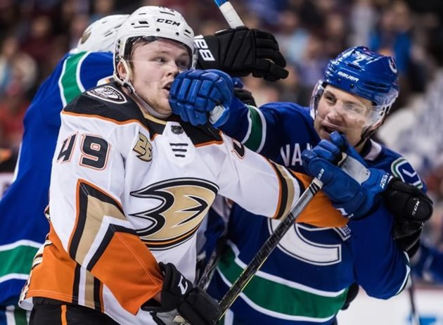 Veteran Defenceman Luke Schenn Finds A Home With Vancouver Canucks