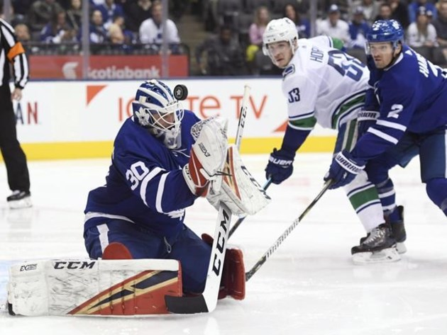 Maple Leafs Loan Trevor Moore Michael Hutchinson To Marlies For Ahl