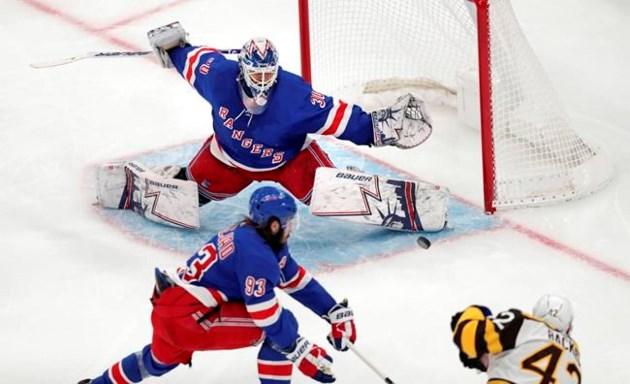 Rangers Lundqvist Struggles In 2nd Half More Challenging