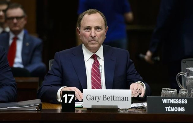 Banning Any Head Contact Would Mean End Of All Hits In Nhl Bettman