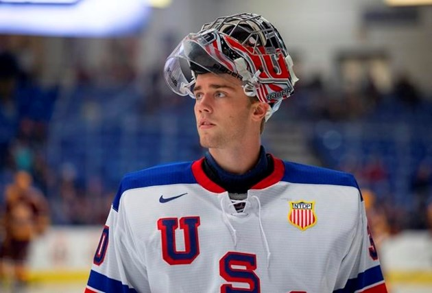 Draft Eligible Goalies Know The Road To The Nhl Is Often A Long One