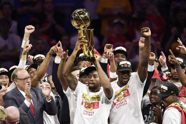 Two people shot during Raptors NBA championship parade