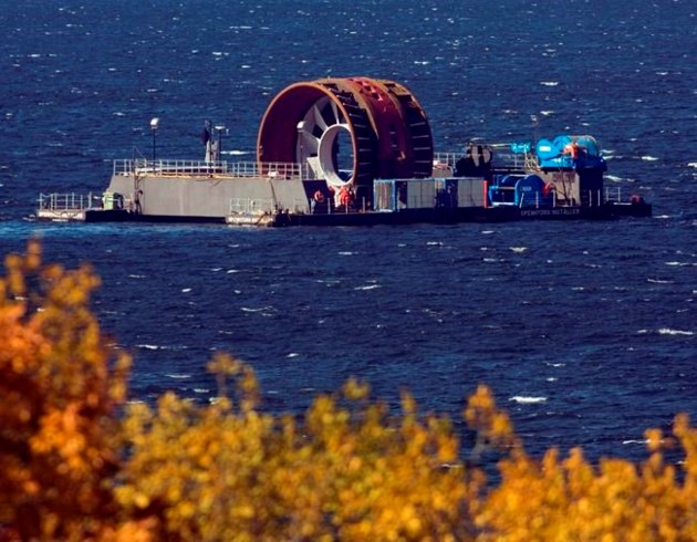 Nova Scotia government approves new tidal power project for Bay of Fundy