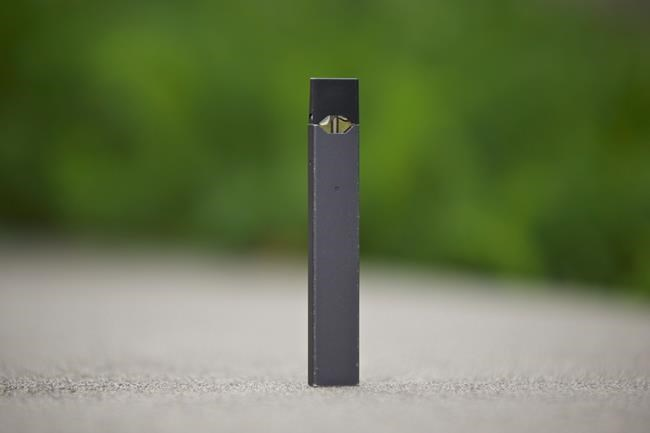 Juul opens store in Toronto amid outcry about rise of teen vaping