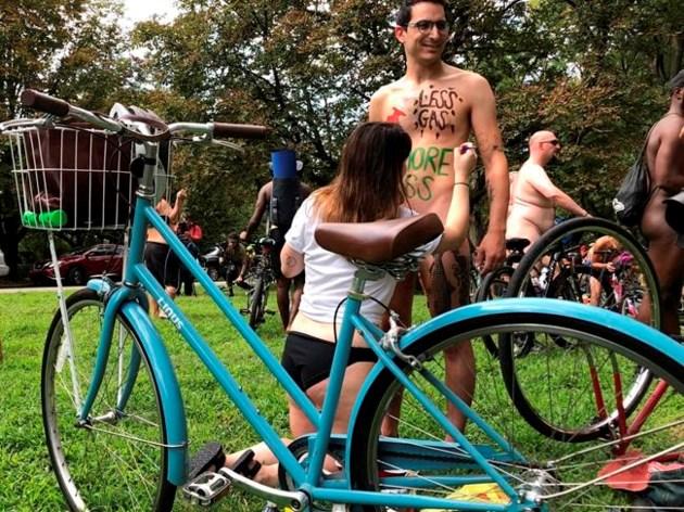 Image result for Strip Down, Saddle Up: Naked Bikers Hit Philadelphia Streets