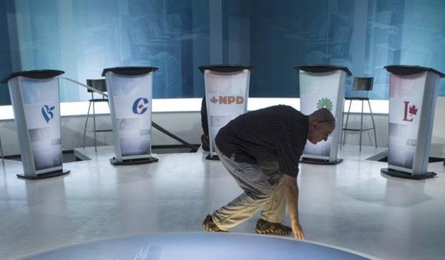 Game on: federal election gets underway