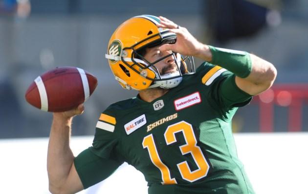 571cc967f09 Edmonton Eskimos free agency ticker  Quarterback Mike Reilly to B.C. Lions