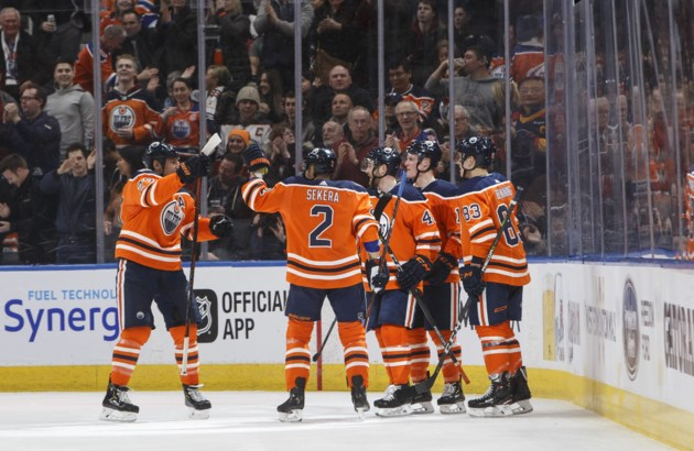 Josh Currie scores first NHL goal as Edmonton Oilers hold on to beat Ducks 0c9bbc22c