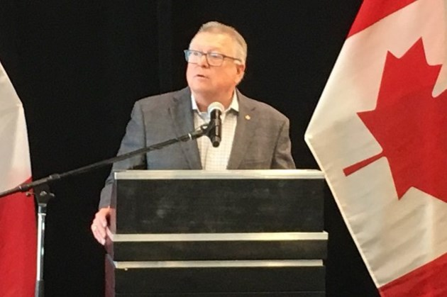 Government gives Red Cross $2.5 million for flood relief