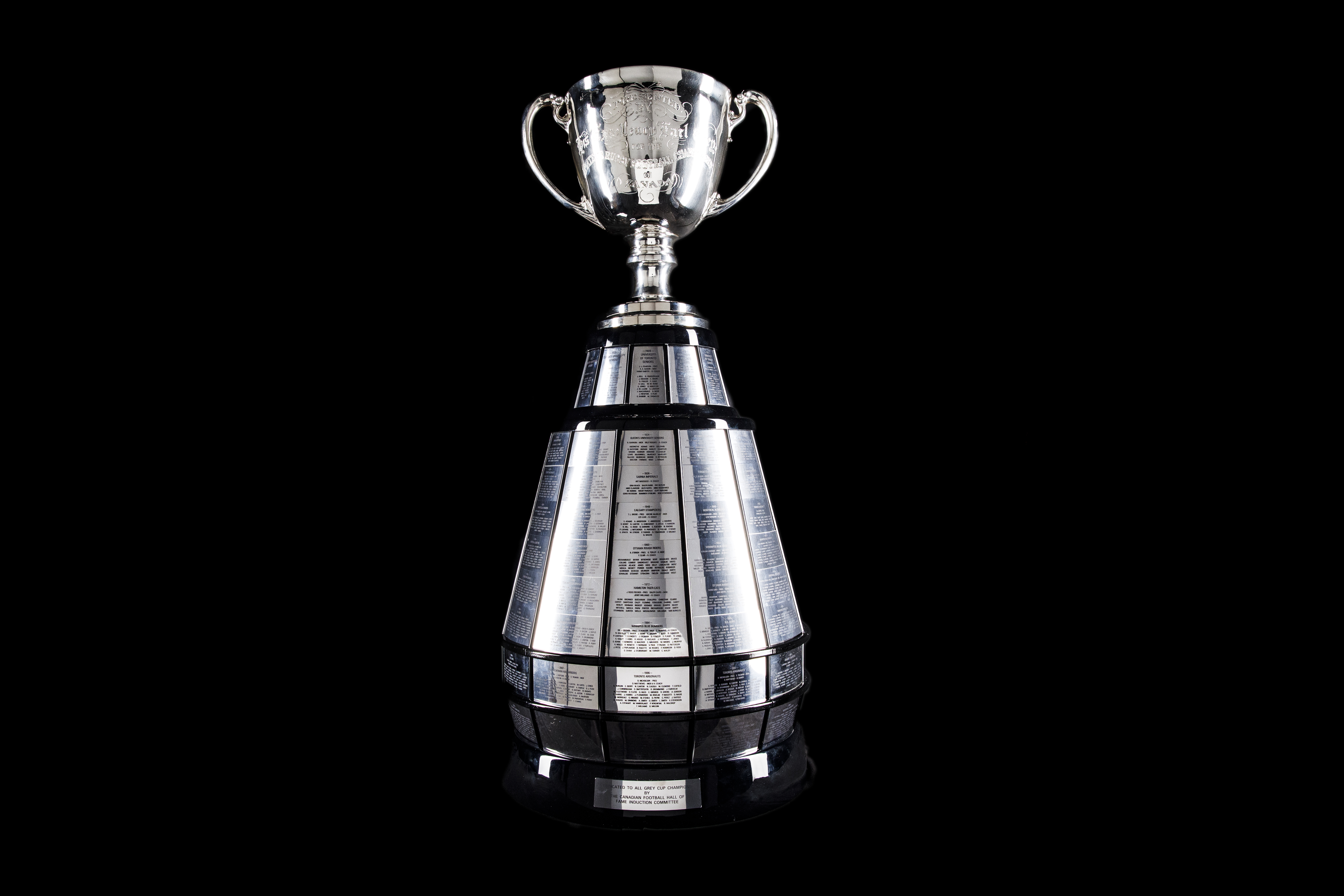 The Grey Cup is getting a new base - SooToday com