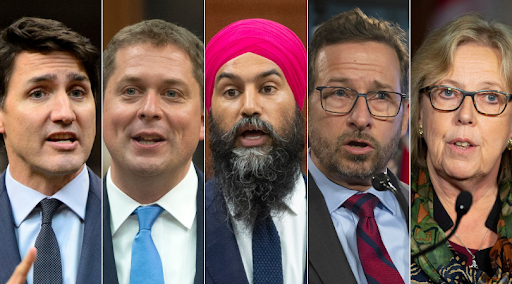 CANADA: Conservatives, Liberals locked in dead heat, Ipsos poll says