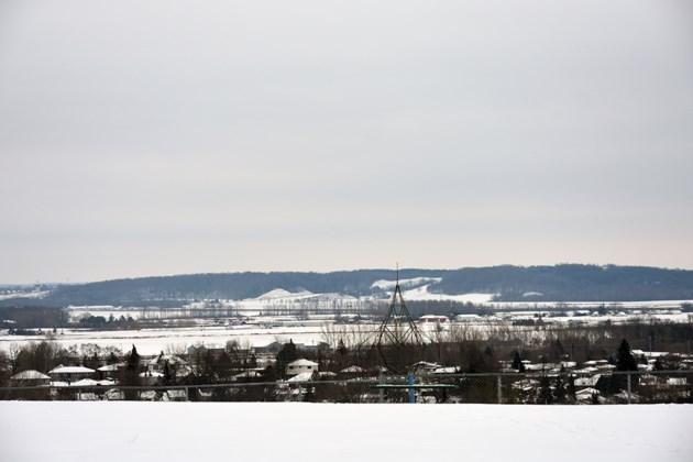 USED 2019-01-04-holland marsh snow