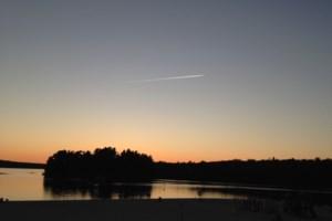 Good morning, Elliot Lake!