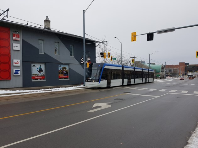 ION trains to start testing at higher speeds