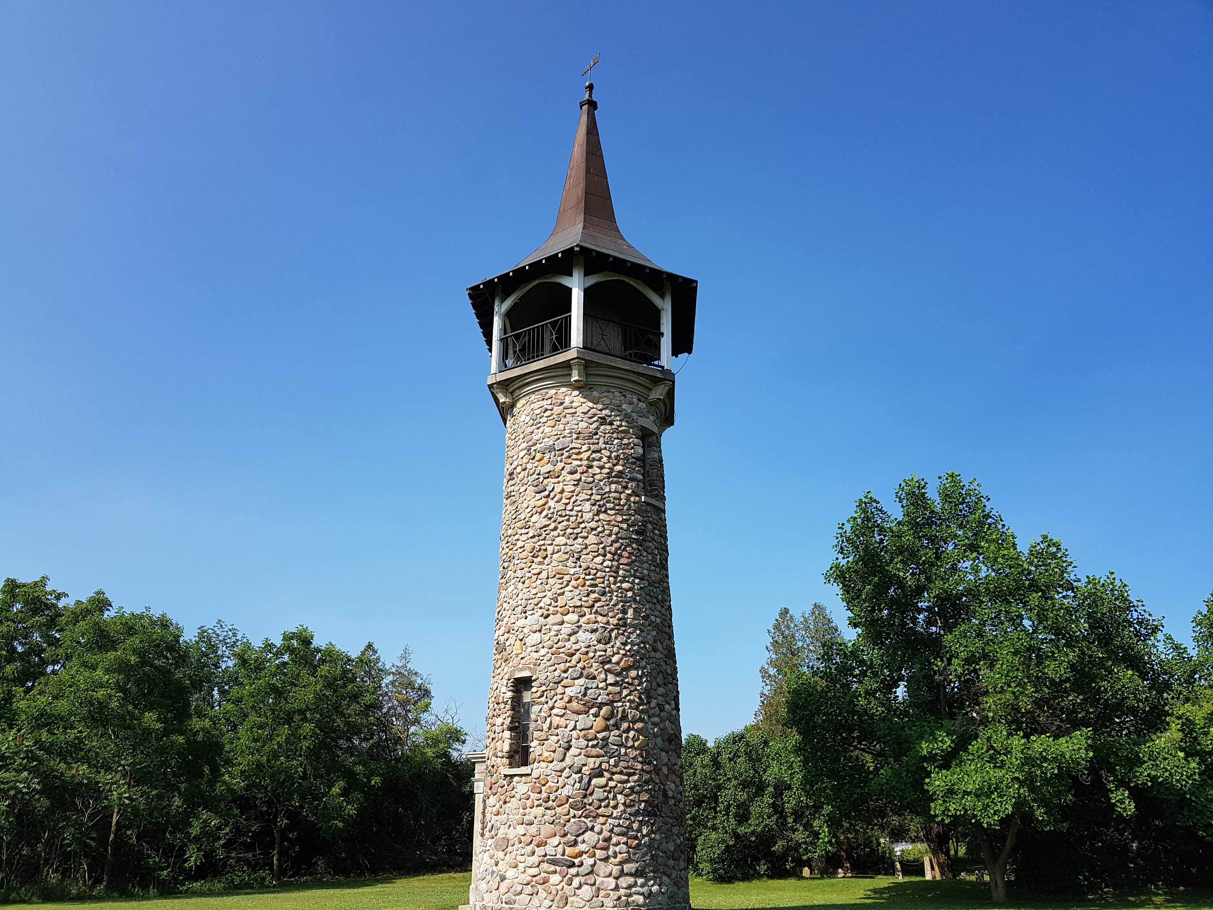 If these walls could talk: Waterloo Pioneer Memorial Tower