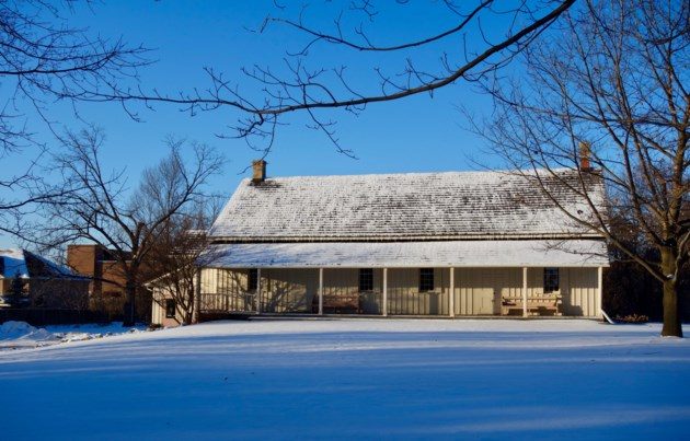 USED 2019 01 21 Quaker meeting house 2