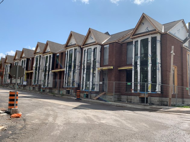 USED 2019 08 08 new townhomes Church St DK