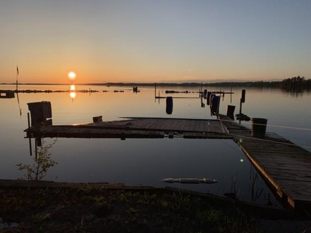 USED 2019-06-13goodmorning  7 Underwater docks. Photo by Brenda Turl for BayToday.