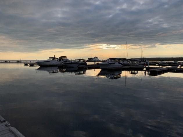 USED 2019-06-5goodmorning  5 Marina. Photo by Brenda Turl for BayToday.