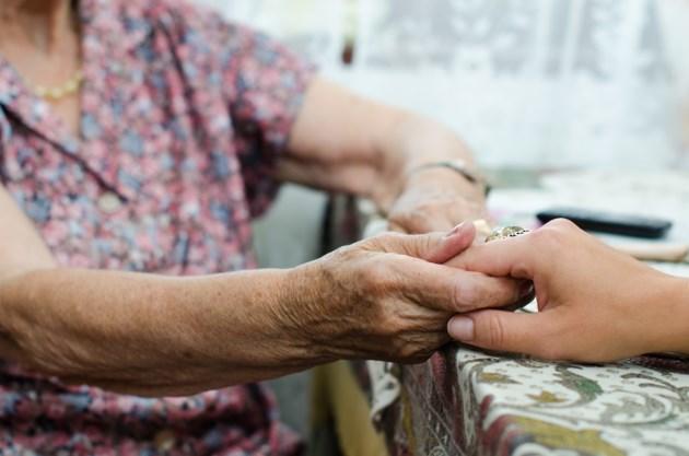 Elderly Care shutterstock