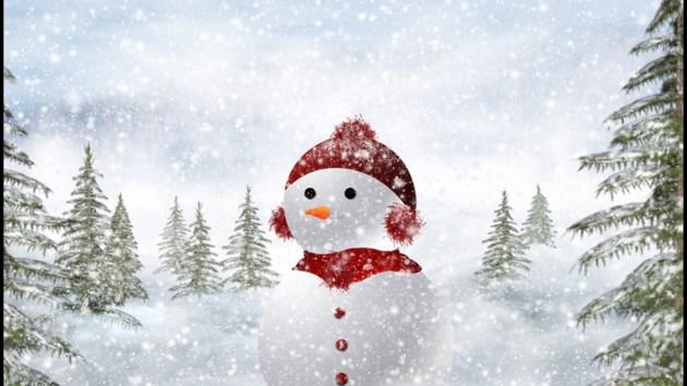 549719-snowman
