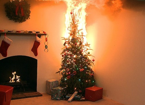 How Not To Burn Your House Down During The Holidays Timminstoday Com