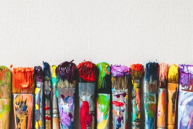 artist art paintbrushes