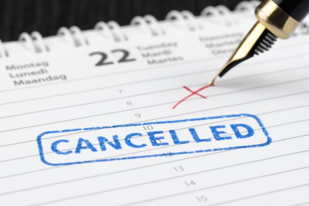 cancelled AdobeStock