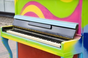 New life for old pianos coming soon to the downtown