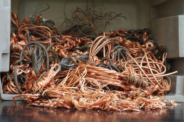 copper wire AdobeStock