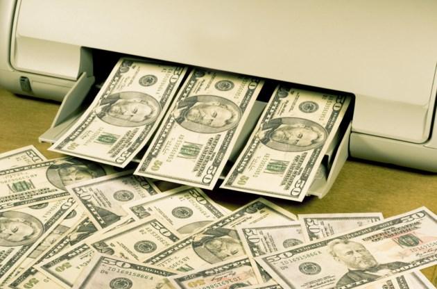 counterfeit US money