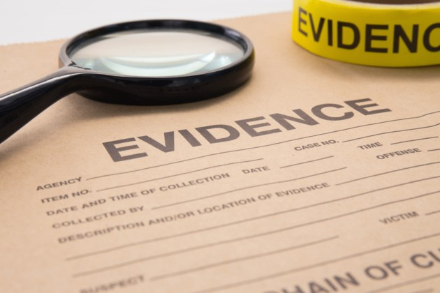 evidence investigation