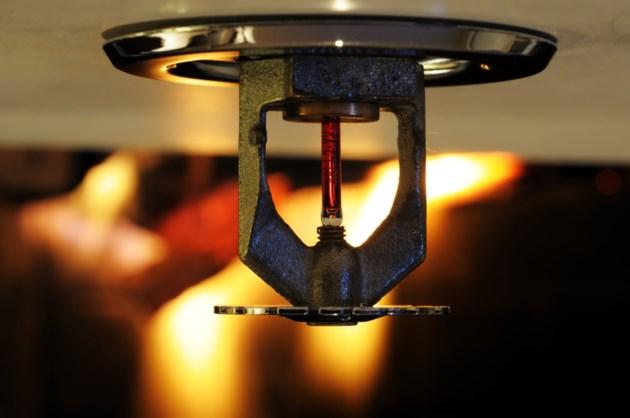 fire sprinkler safety