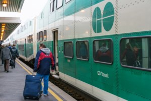 New GO Transit train times for Guelph