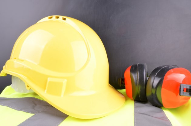 hard hat hearing protection