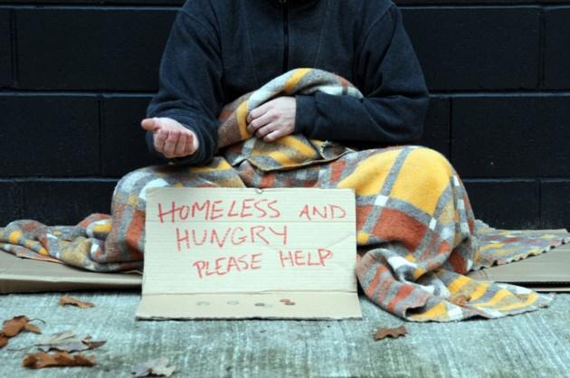 HomelessHungry