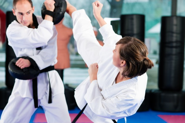 KarateWoman
